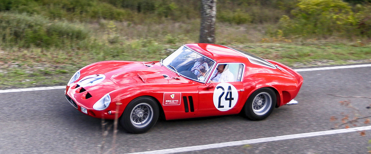 The Ferrari 250 GTO Is Now A Registered Piece of Art