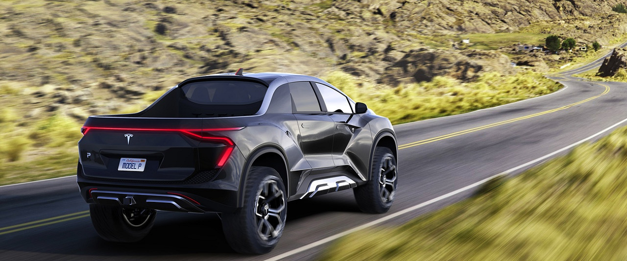 "Elon Musk Reveald ""$49k or Less"" Price Tag for The Tesla Electric Pickup"