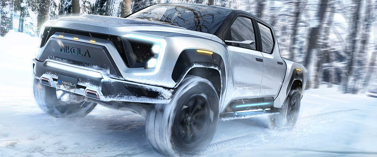Nikola to Open Reservations for Badger Electric Pickup This Month