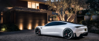 Musk Previously Expressed Interest in a Rocket Powered Tesla Roadster