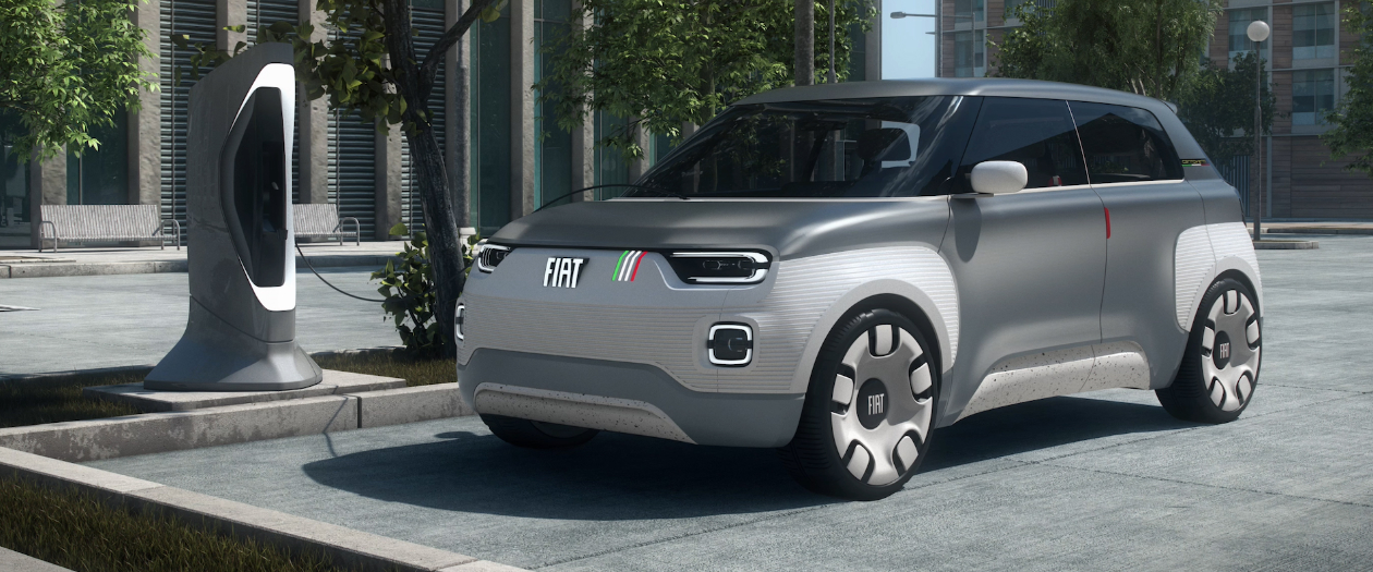 Fiat Joins List of Brands to Go Full Electric By 2030