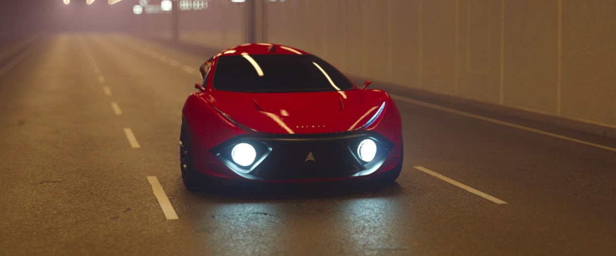 This Three Wheeled Electric Car Generated Crypto For You