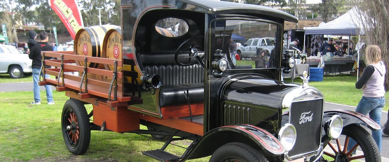 Ford Trucks 100 Year Anniversary Today