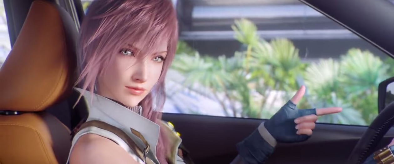 Nissan is Using Final Fantasy XIII to Sell Vehicles
