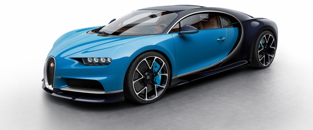 The Next Bugatti Hypercar Will be a Hybrid