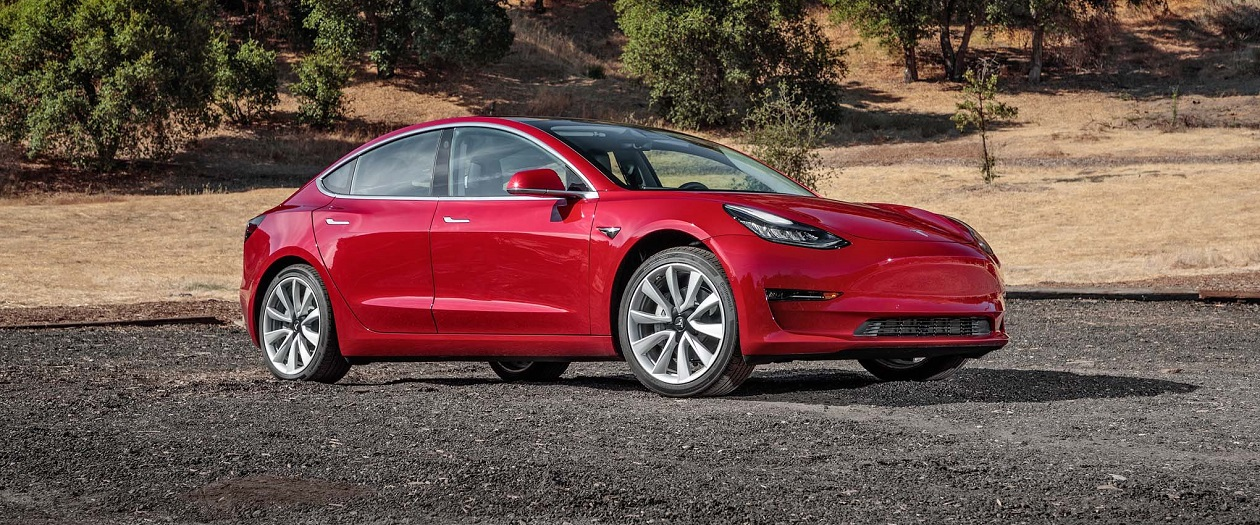 More Tesla Model 3 Trims Available Next Year