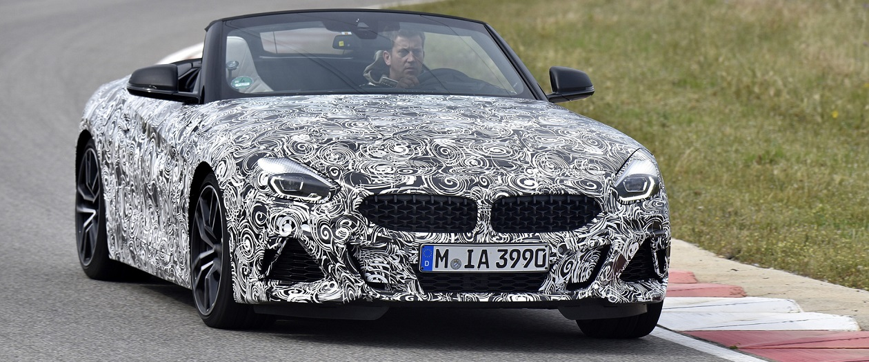 Will BMW Debut a New Z4 at Monterey Car Week