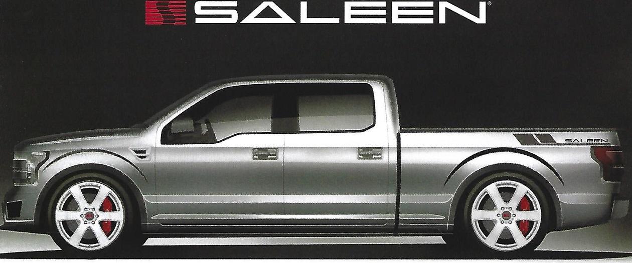 Saleen Unveils the Sportrick XR, a Better Raptor