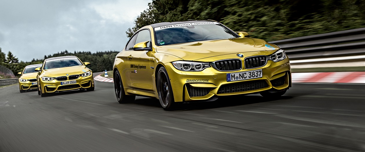BMW M Division is Giving Manuals Another Chance