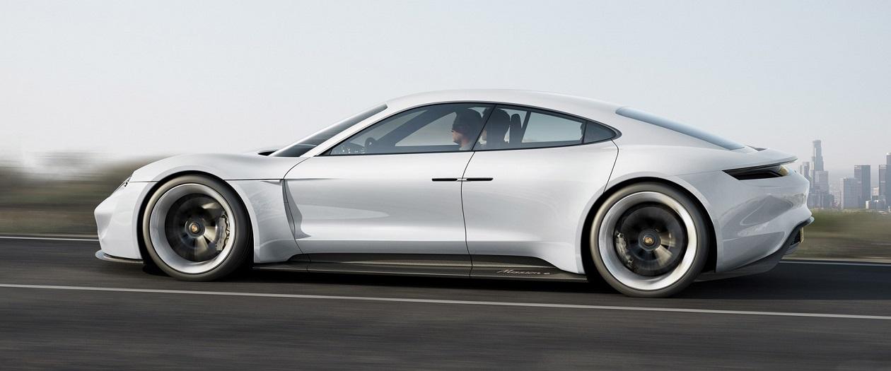 Porsche Announces Electric Taycan Release
