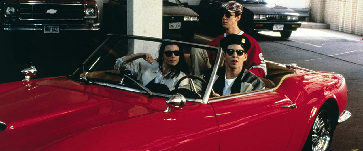 The 1961 Modena 250 GT California Spyder From Ferris Bueller's Day Off is Up for Auction