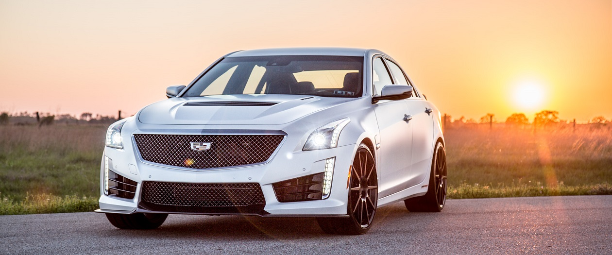 Hennessey Develops 1,000 HP Cadillac CTS-V
