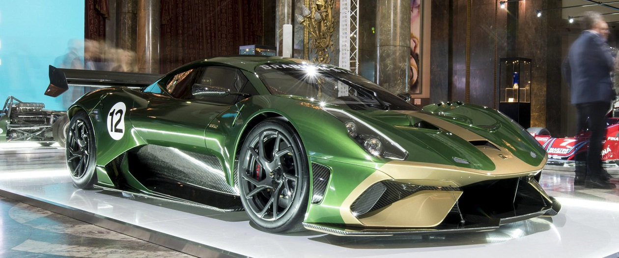 Brabham is Making the BT62 Street Legal, Somewhat
