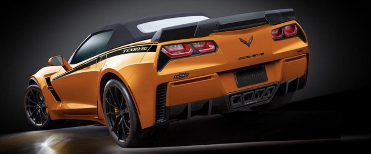 Yenko and AVE Develop the 1,000 Horsepower Corvette