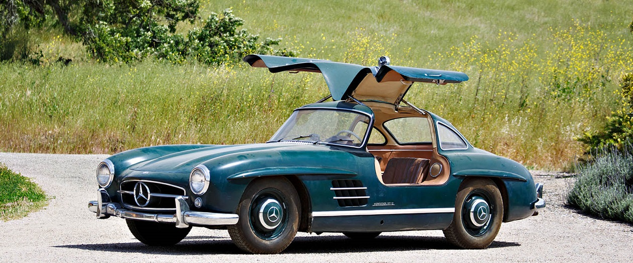Classic Cars are becoming an Investment Says German Banks