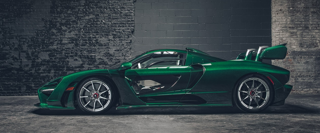 The McLaren Senna Comes to the States for the First Time