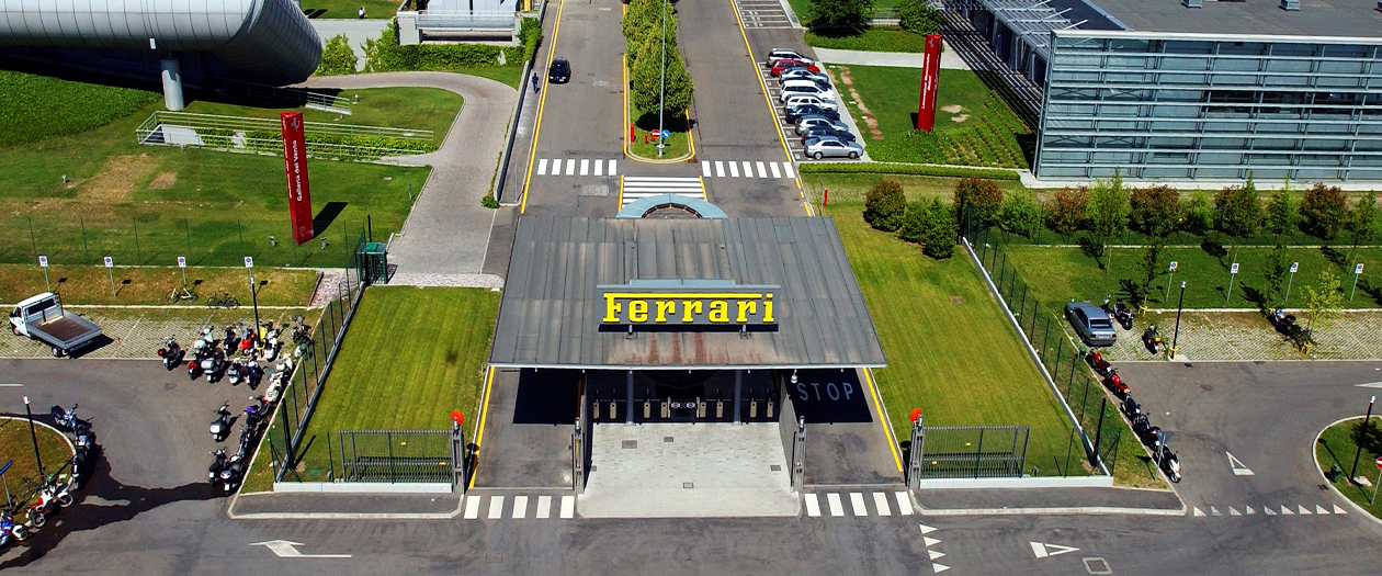 Ferrari Opens its Exhibition Doors In Maranello to the Public