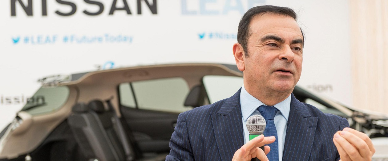 Carlos Ghosn is Sueing Nissan, Mitsubishi For Being Fired