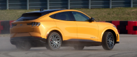 The Electric Mustang Mach E Outsold the Gas Mustang Last June