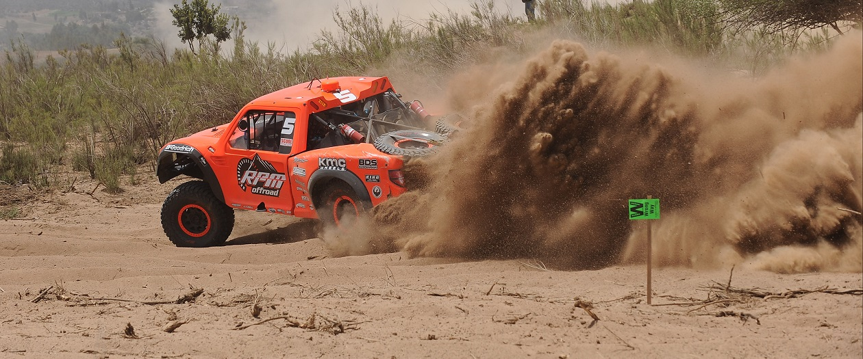 Take an Inside Look at the BAJA 500 Race