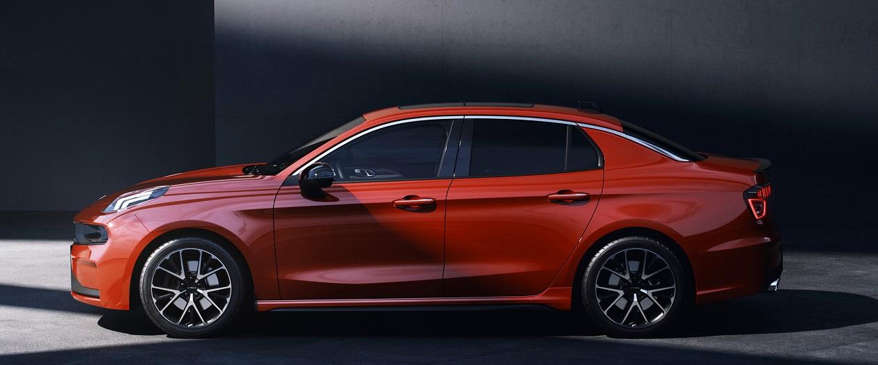 Lynk & Co. Announce Third Model, a Compact Sedan