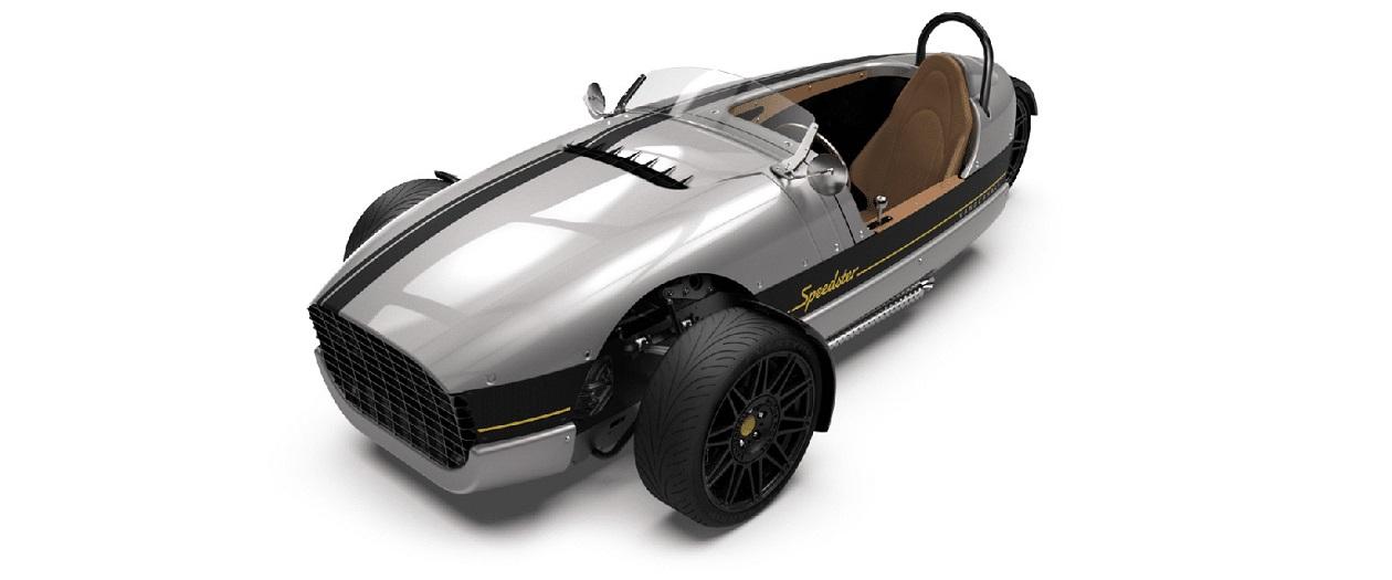 Vanderhall Announces Retro Motor Trike: The Venice Speedster