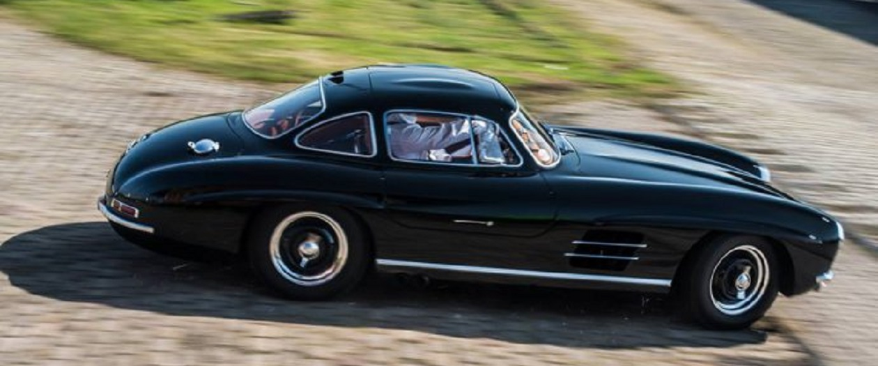 A $1.9 Million Classic Car has been Stolen from a Nurburgring Hotel