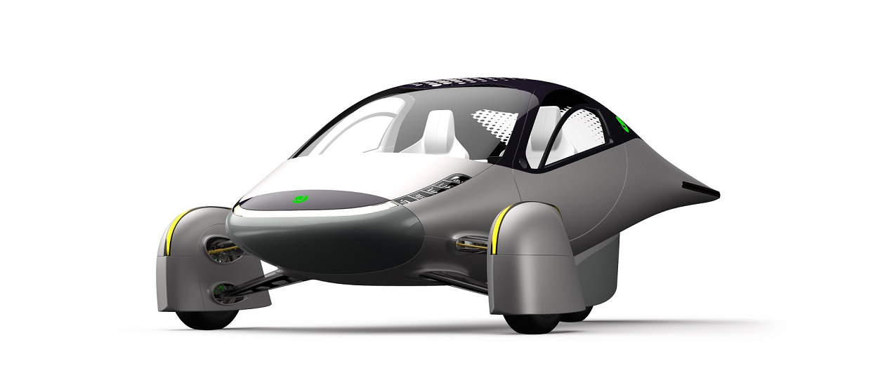 Aptera Returns with 1,000-Mile Electric Teardrop Car