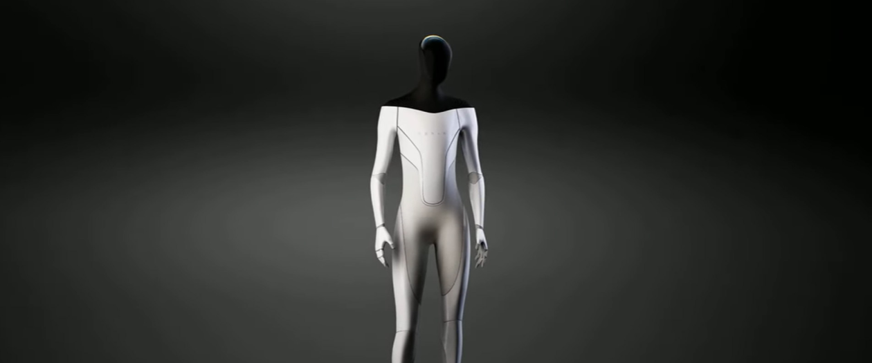 Tesla is Working on an AI-Powered Humanoid Android