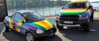 """Ford Names """"Very Gay Ranger"""" After Hateful Internet Comment"""