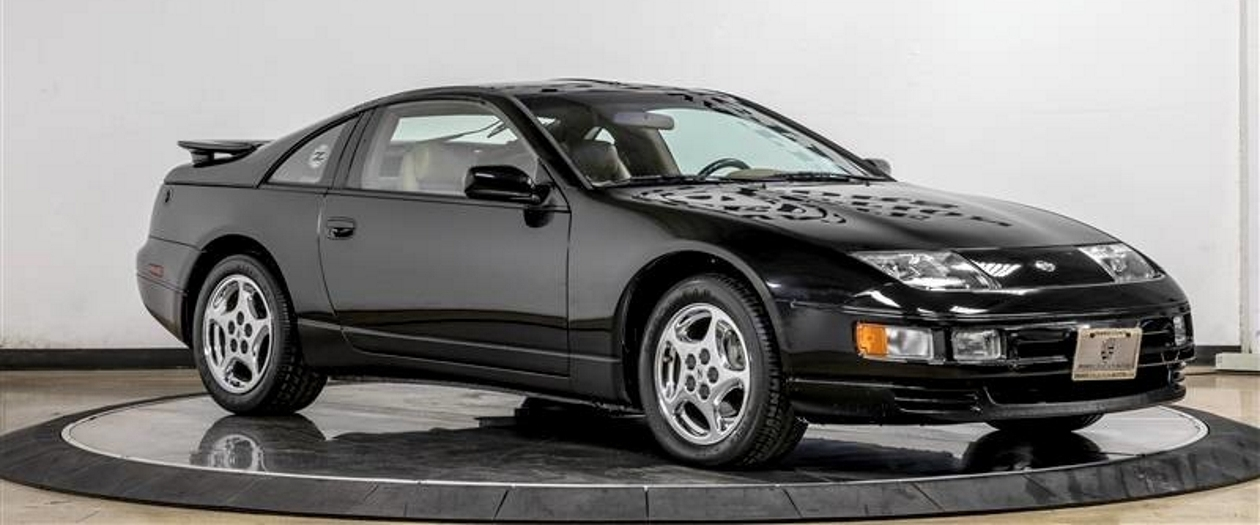 90's Nissan 300ZX TT sells for $90,100!