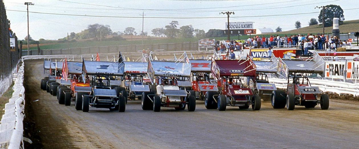 The Williams Grove National Open Have Begun