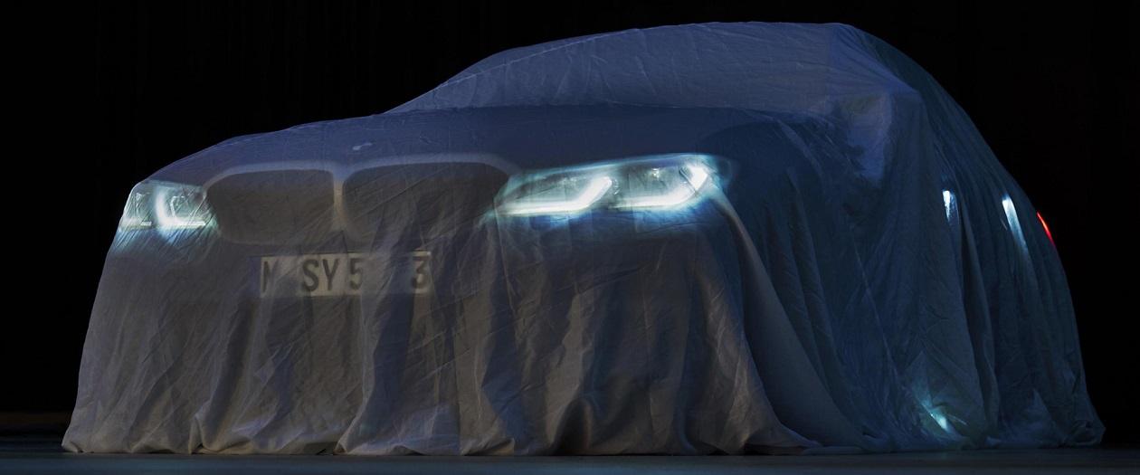 BMW Teases New Generation M3 Model