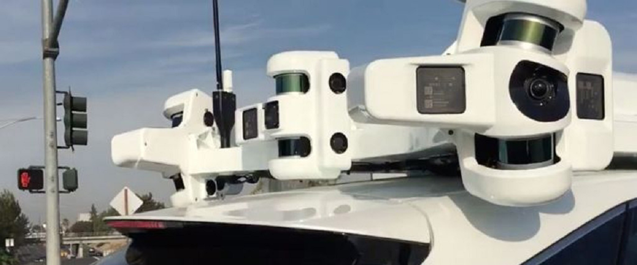 Apple's Self Driving Car Program has Their First Traffic Incident