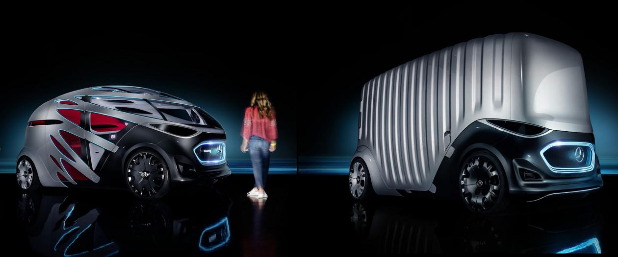 Mercedes-Benz Reveals The Most Efficient AI Car Concept