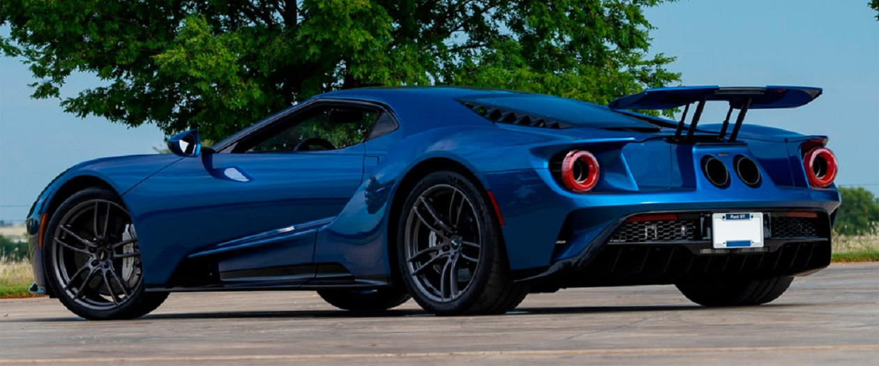 John Cena's Ford GT Continues to Trade Hands