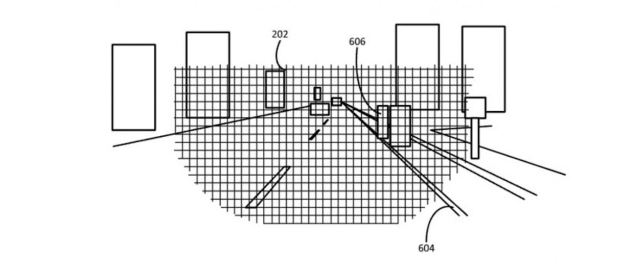Apple Patents Smart Headlight System
