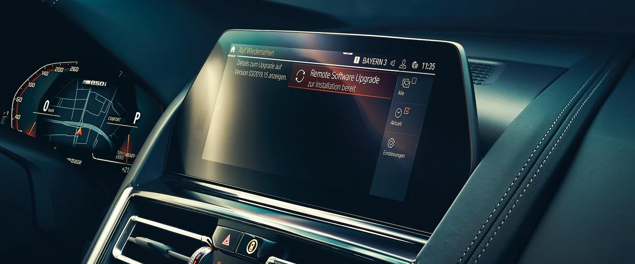 BMW Unveils Their Own AI Car Assistant