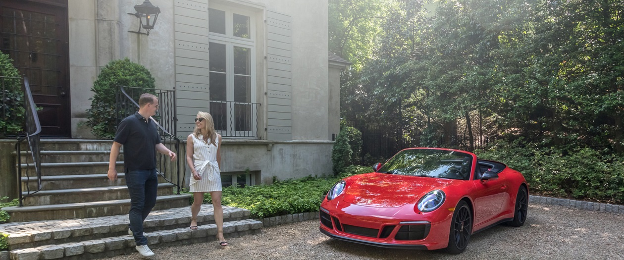 Porsche Offers Luxury Rental Service for $300 a Day