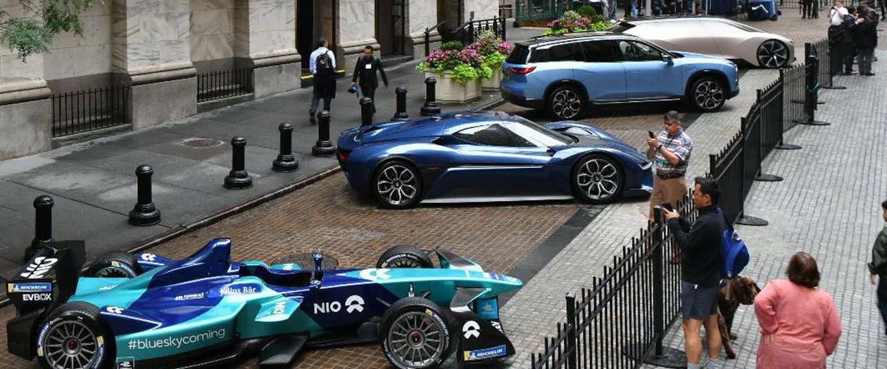 Nio's Stock Exchange Launch has Electric Car Companies Concerned