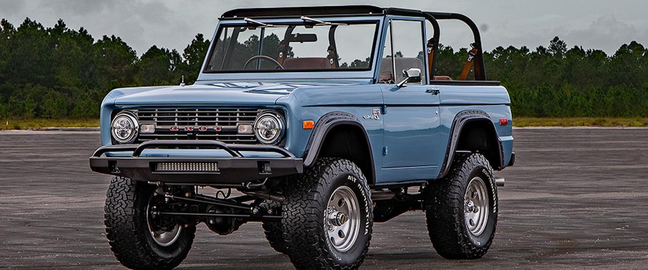 Velocity's 1,500-Hour 1973 Ford Bronco Restoration