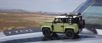 Lego Unveils Scale Model of the 2020 Land Rover Defender