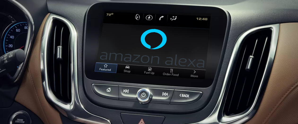 Amazon Alexa Support is Coming to GM Models