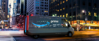 Amazon Invests $700 Million Toward Electric Vans by Rivian