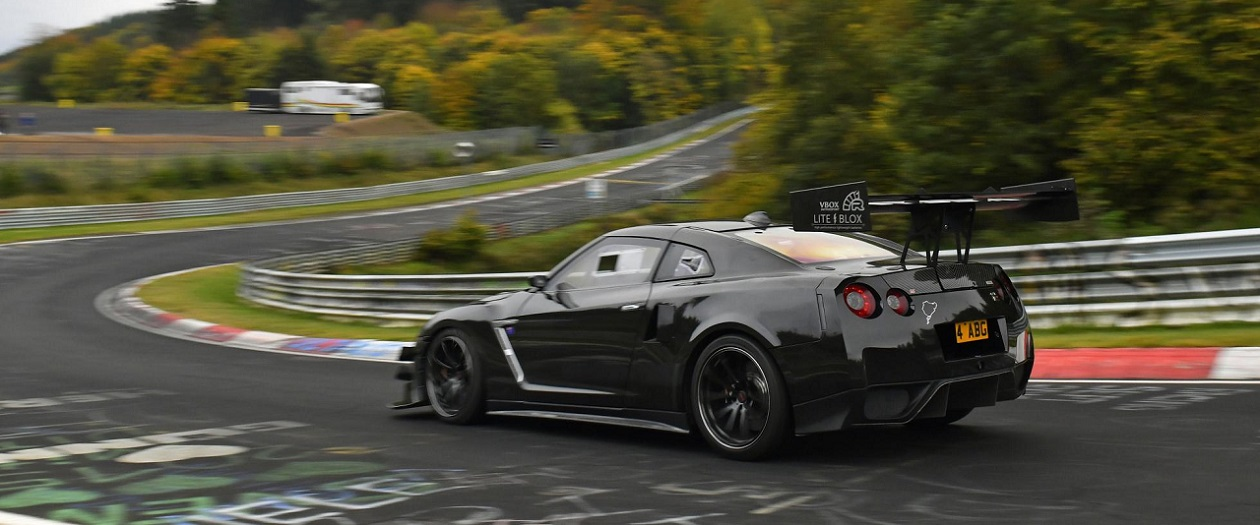 This Modified GT-R is Not Only Fast, But Street Legal