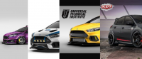 Ford Reveals Their Modified Focuses for SEMA