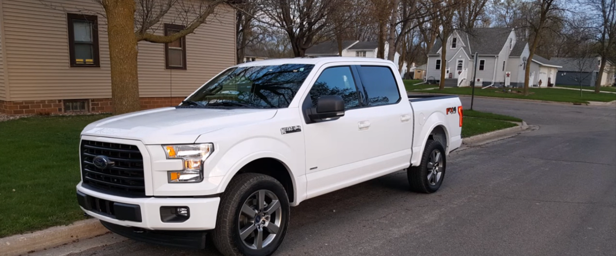 This Modified Ford F-150 Blew the Muscle Cars Out of the Water | Car ...