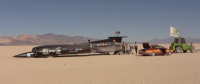 About When The Thrust SSC Broke The Sound Barrier