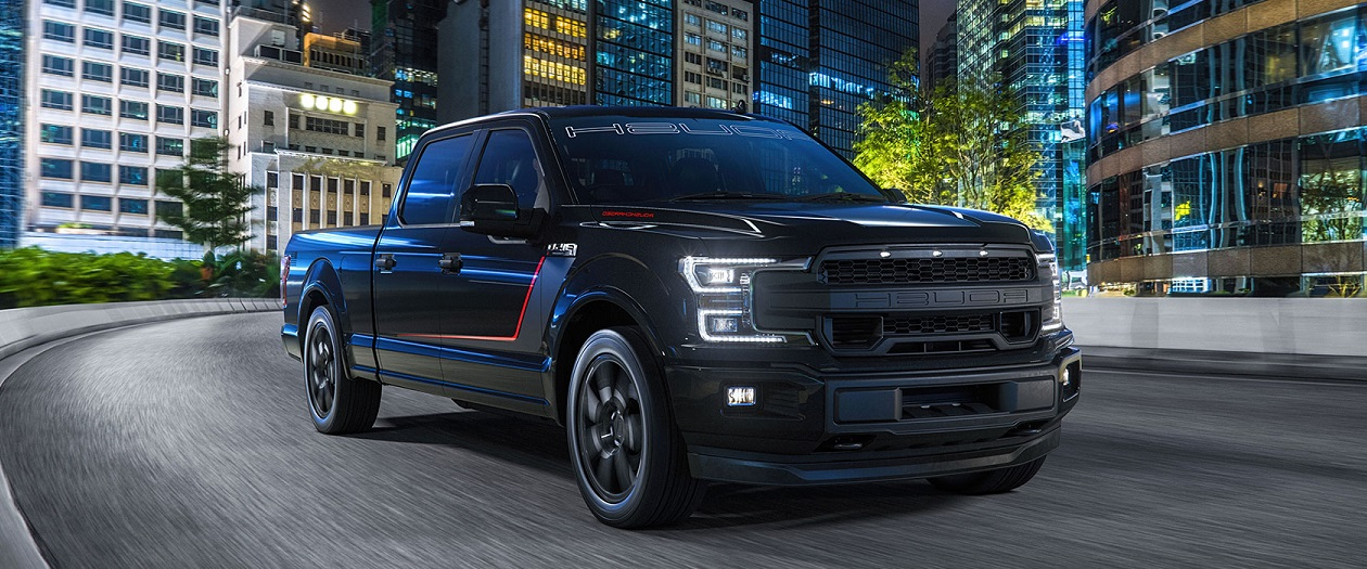 Rouch Returns with another Ford F-150 Nitemare
