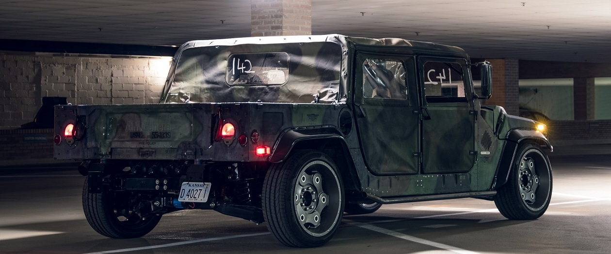 Mil-Spec Builds a Track Focused Hummer H1